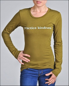 Sunse Apparel long sleeve kindness
